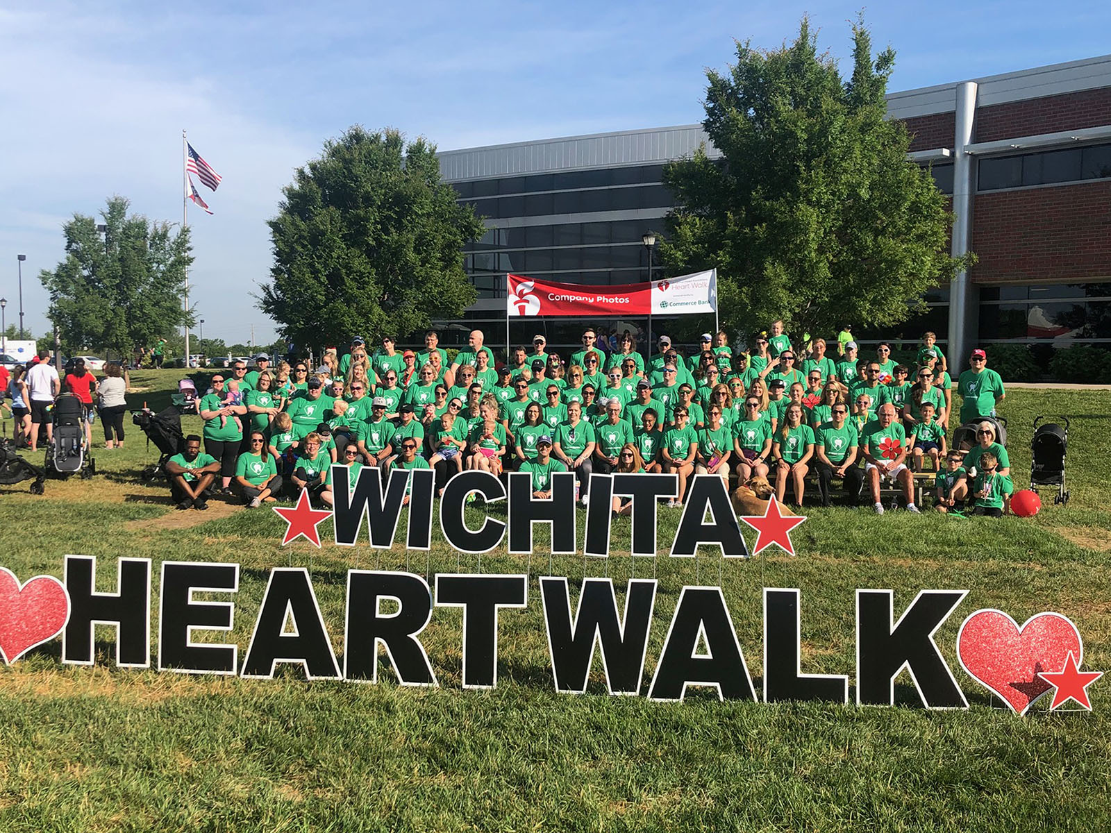 Careers_Community_Heart Walk 2019